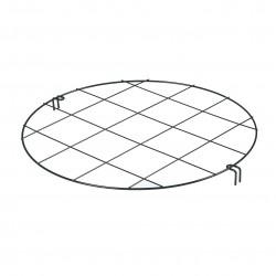Grille cercle acier ø60 vrt
