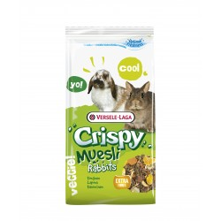 CRISPY muesli Rabbits...