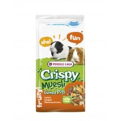 CRISPY muesli Guinea Pigs...