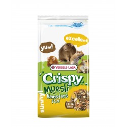 CRISPY muesli Hamsters & Co...