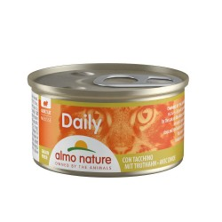 Daily g.free mousse avec...