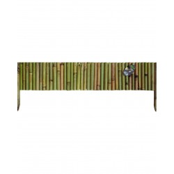 Bordure flexible bamboo...