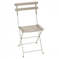 Chaise bistro pliante metal...