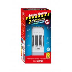 Ampoule led anti-moustiques...