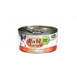 Bubi nature Thon & Carotte 70g