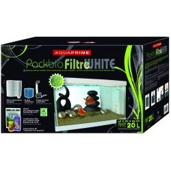 Pack bio filtre white...