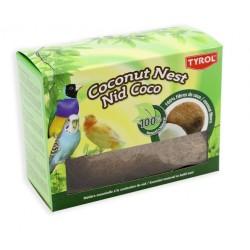 Nid fibres coco oiseaux...