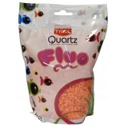 Gravier fluo orange tyrol 1kg
