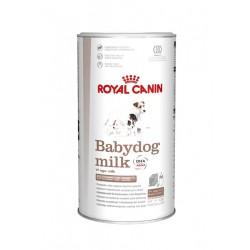 Baby dog milk size health...