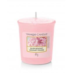 Bougie votive blush bouquet...