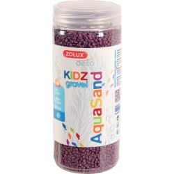 Aquasand kidz gravel violet...