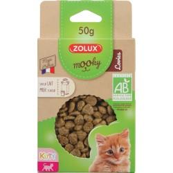 Mooky bio kitty lovies lait