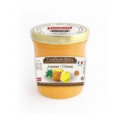 Confiture ananas / citron 375G