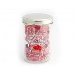 Bonbons coquelicot - miel 130G