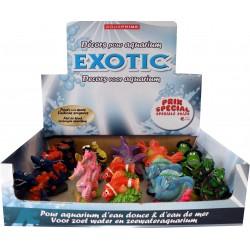 Figurine aqua collector...