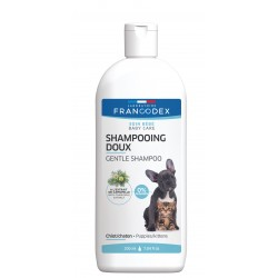 Shampooing special chiot et...