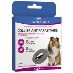 Collier antiparasitaire...