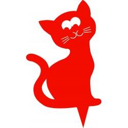 Figurine a piquer chat...