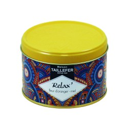Infusion relax boite 80g