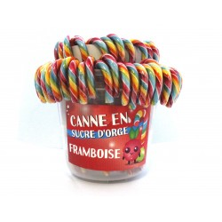 Sucre d'orge canne...