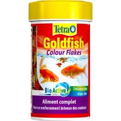Aliment flocons goldfish...