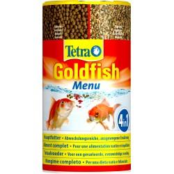 Aliment mixte goldfish menu...