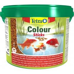 Aliment pond colour sticks 10l