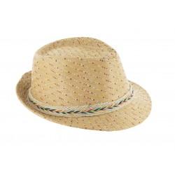 Chapeau coralie 57 beige