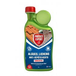 Algue lichen&anti-depot...