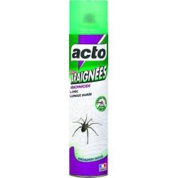 Aérosol anti araignées...