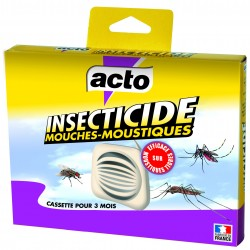 Cassette Insecticide...