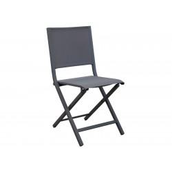 Chaise Pliante Ida Grey/Gris