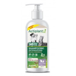 Shampooing antiparasitaire...