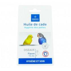 Hygiene pattes oiseaux 15ml