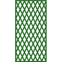 Treillis rectangle maille...
