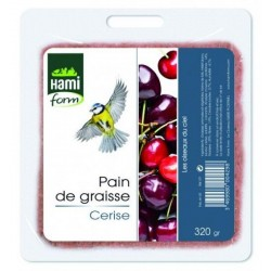 Pain graisse cerise...