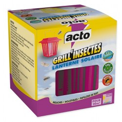 Grill'insectes lanterne...
