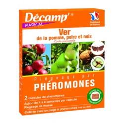 Pheromone ver pomme & poire