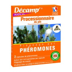 Pheromone chenille proces...