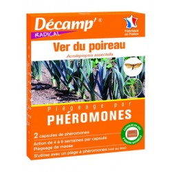 Pheromone teigne du poireau