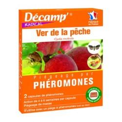 Pheromone ver peche x2
