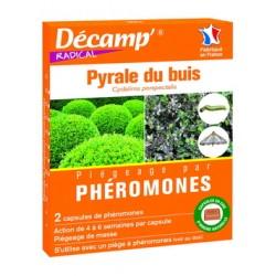 Pheromone pyrale buis x2