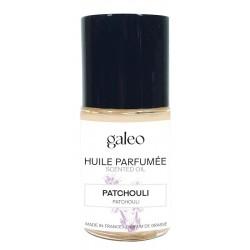 Huile parfumee patchouli 15ml