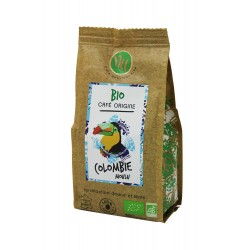 Cafe bio colombie nu 125g