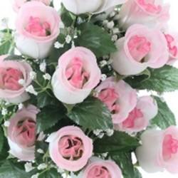 Bouquet funeraire ø28-h46