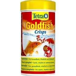 Aliment tetra goldfish...