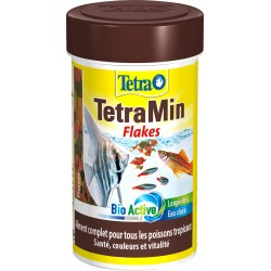 Aliment flocons tetramin 100ml