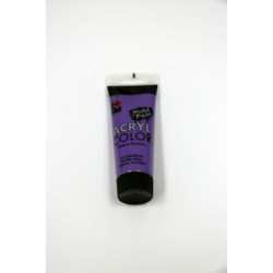 Acryl color violet