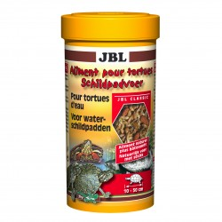 Nourriture tortue d'eau jbl...