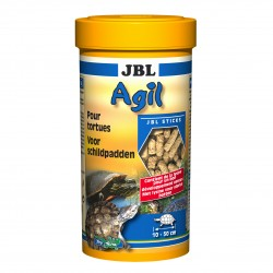 Agil granules tortue jbl 250ml